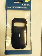 Nokia C7-00 Fitted Silicone Cover in Black CC-1009 Brand New in Original Package