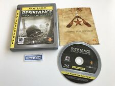 Resistance Fall Of Man - Platinum - Sony PlayStation PS3 - PAL FR - Avec Notice