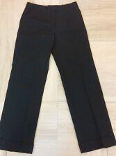 Abbigliamento MODA donna PANTALONE elegante colore nero OFFERTA OCCASIONE