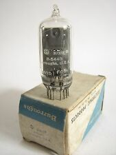One Burroughs B-5440 Nixie tube  - New Old Stock / New In Box