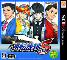 Ace Attorney 5 - 3Ds