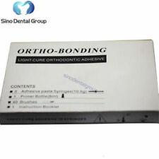 1 X Dental Orthodontic Bonding Light Cure Adhesive Paste Bonding Primer Kit