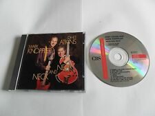 Chet Atkins And Mark Knopfler ‎– Neck And Neck (CD 1990) AUSTRIA Pressing