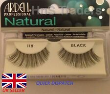 Ardell Fashion lashes/natural Pestañas Postizas Pestañas 118 Original ** oferta **