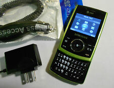 GOOD Samsung Propel A767 Camera QWERTY Bluetooth 3G GSM Slider AT&T Cell Phone