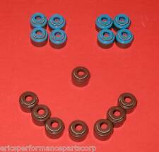 Supertech VS-VW7E VS-VW7I Intake & Exhaust Valve Seals VW Golf Jetta Passat 16v