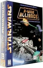 StarWars: X-Wing Alliance (1999) for PC Large Retail Box MISB! NEW!!