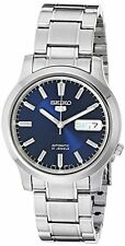 Seiko 5 Men's SNK793 Automatic Stainless Steel Watch with Blue Dial