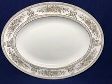 """WEDGWOOD GOLD COLUMBIA - 13.75"""" Platter - Excellent Condition"""