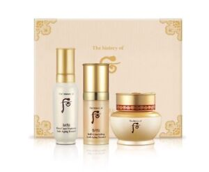 The History of Whoo Bichup 3 Step Gift Set Free Shipping US Seller