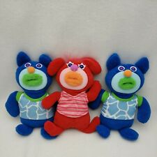 Fisher-Price Midnight Blue Sing-A-Ma-Jig Plush Toy Skinnamarink NWT