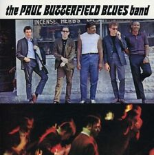 CDs de música discos blues the band