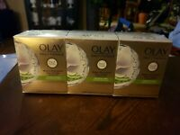 (3) boxes Olay Daily Facials Cleansing Cloths, Sensitive,  A7