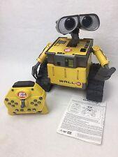 Disney PIxar WALL-E THINKWAY TOYS Interactive Remote Control U-Command w/ Manual