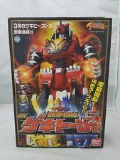 BANDAI Power Rangers Gekiranger DX Geki Touja Megazord ++EC++