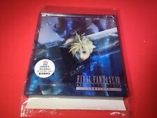 Final Fantasy VII 7 Advent Children Complete Ps3 Blu Ray DVD Set - New Cond
