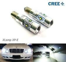 2x CREE XP-E LED BAX9s for MERCEDES-BENZ C208 W210 Projector DRL Parking Light