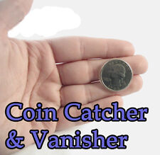 New Coin Catcher & Vanisher Magic Trick Make Coins Appear At Your Finger Tips