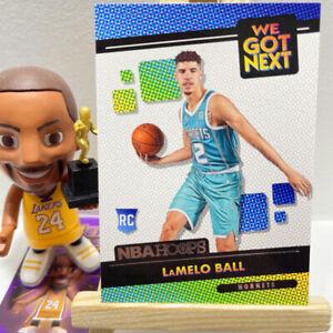 Rookie 2020-21 Panini HOOPS LaMelo Ball Hornets NBA We Got Next RC Card #3