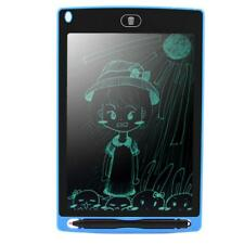 """8.5"""" Digital Writing Tablet, Electronic Drawing Board,Office/Home Use/Kids -Blue"""