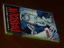 DIABOLIK ANNO VII NUMERO 2  ORIGINALE 1968 - EDICOLA !!