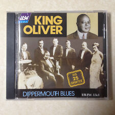 KING OLIVER - DIPPERMOUTH BLUES - AUDIO CD