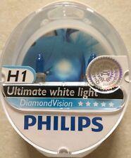 H1 Diamond Vision bulbi auto Luce bianca Ultimate Coppia Lampadine