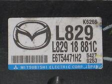 Steuergerät Motor MAZDA 6 1.8 l829 18 881c engine