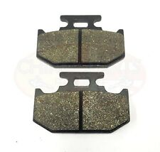 Motorcycle Brake Pads FA152 for SUZUKI DR 350 SL/SM/SN/SP 4 bolt front disc /kic
