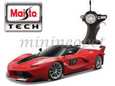 MAISTO TECH 81274 R/C RADIO REMOTE CONTROL CAR FERRARI FXX K 1/14 #10 RED