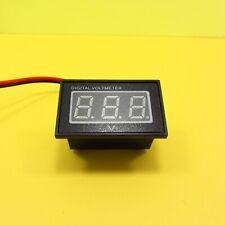 Waterproof Dc 3 30v Voltmeter Two Wire Led Digital 036 Display Voltage Tester