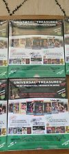 1986 Fleer Universal Treasures: Michael Jordan RC or Sticker 1 in 5 (Hot Case)
