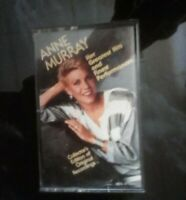 Anne Murray Her Greatest Hits and Finest Performances Tape 1 (Cassette, 1990)