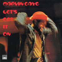 GAYE MARVIN LET'S GET IT ON VINILE LP ROSSO RECORD STORE DAY 2018