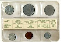 Set monedas Suecia 1976  Coins
