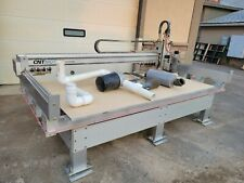2006 Cnt Motion Systems 900 Series Cnc Router 5x10 With Enroute 3 Pro