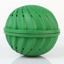 New Magic Eco Magnetic Washing Ball Molecules Cleaner Wash Laundry Ball Green