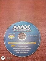 Sony PlayStation 2 PS2 Disc Only Tested Max Memory Online Disc Ships Fast