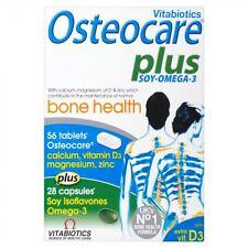 Vitabiotics Osteocare Plus Dual Pack 28 Capsules 54 Tablets