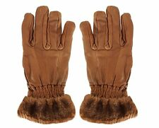 Special Gloves for Girl Women Ladies in Leather Winter Rainy and Riding driving