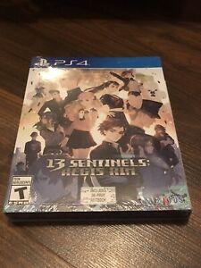 13 Sentinels Aegis Rim --Launch Edition (Playstation 4/PS4) Brand New Sealed!
