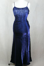 Unique festliches Maxikleid,Abendkleid mit Schal Damen Gr.36,sehr guter Zustand