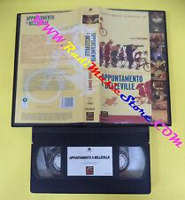 VHS film APPUNTAMENTO A BELLEVILLE Sylvain Chomet MIKADO PSC9010 (F101) no dvd