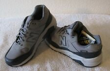 NEW New Balance 580 GORE-TEX Boys Mens Shoes Grey MSRP$120