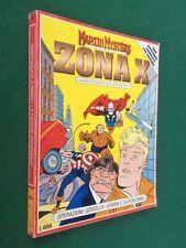 MARTIN MYSTERE presenta ZONA X n.2 Sergio Bonelli (1992) OPERAZIONE GODZILLA +++