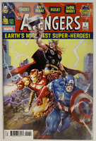 Avengers #1 CRAIN Midtown VARIANT Cover GEMINI SHIPPING
