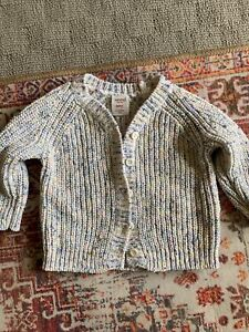 Seed Baby Cardigan 0-3