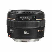 Canon Normal EF 50mm f/1.4 USM Autofocus Lente para Cámaras Canon