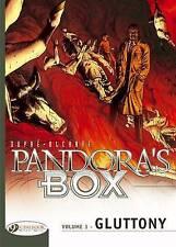 Pandora's Box Vol.3: Gluttony, Alcante, Excellent Book
