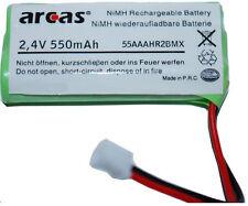 Arcas / Akku / Batterie / Accu für Siemens Gigaset A265 Telefon wiederaufladbar